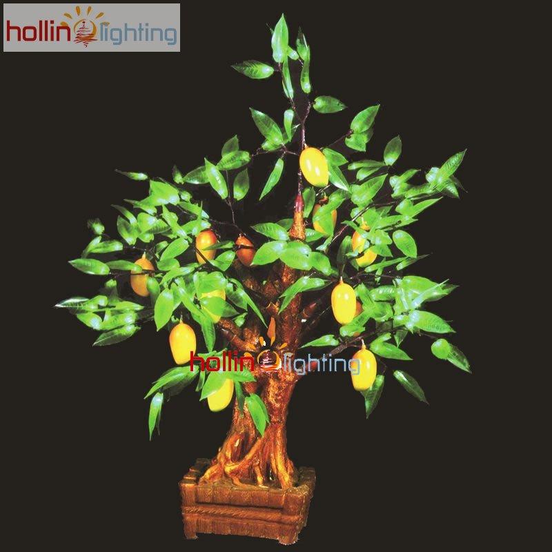 Led Bonsai Mango Tree Hl Slmt086 1m 252leds Hollinlighting