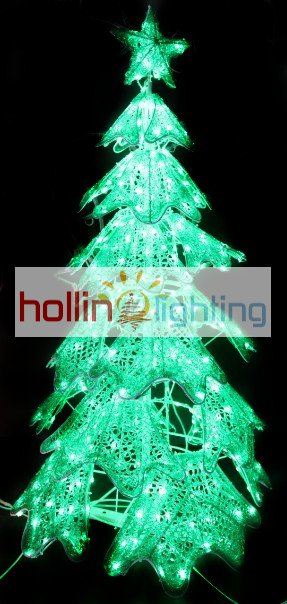 Christmas Tree Orange Ct