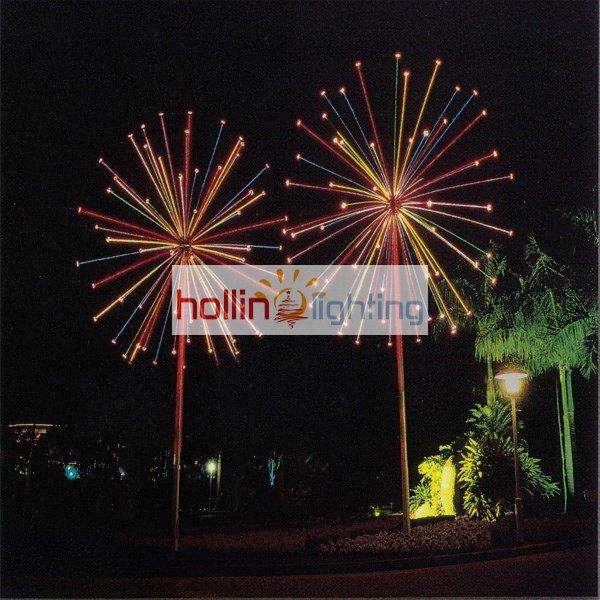 5m 16ft Height Led Fireworks Light 24v Ip68 Hl Fw03