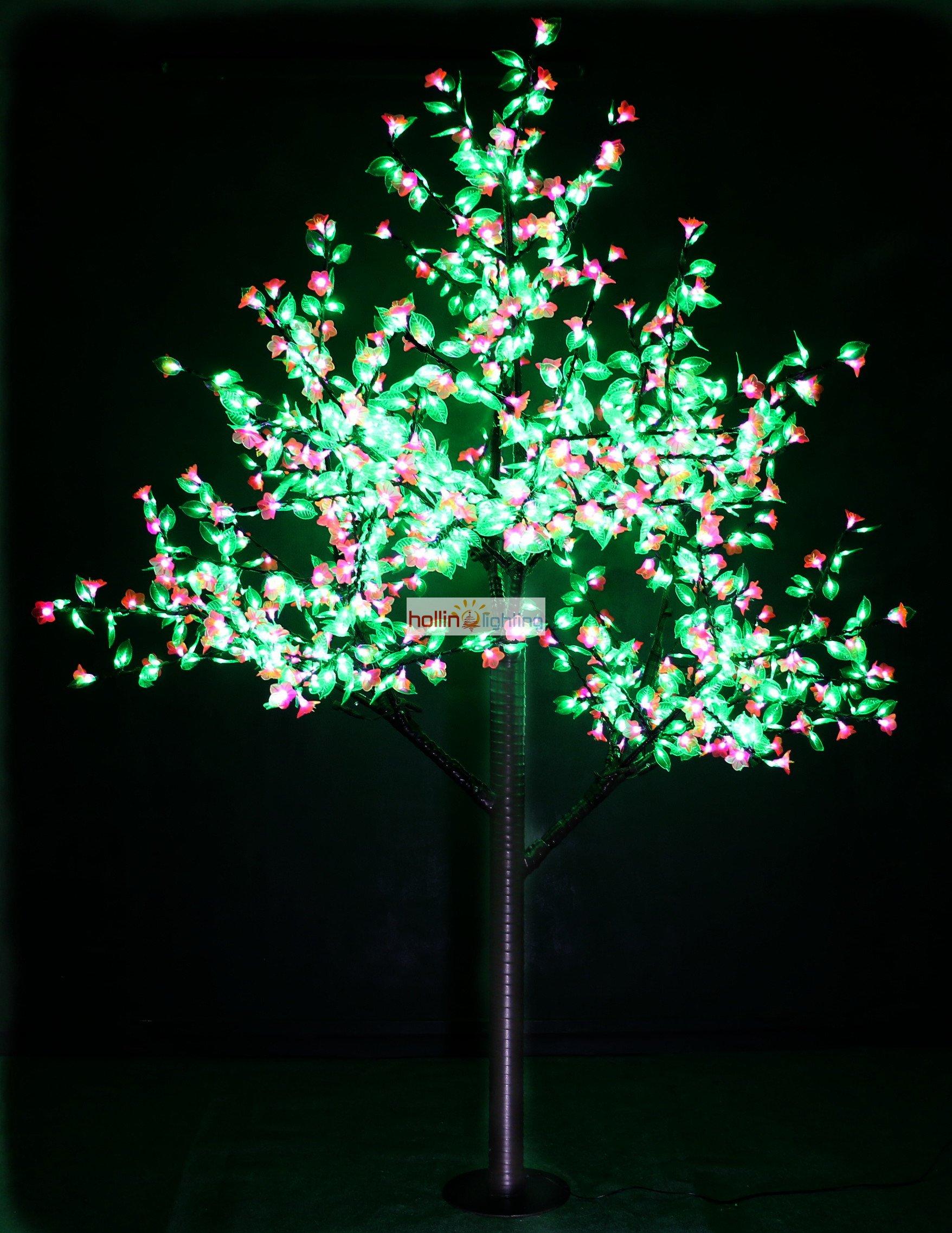 wholesale led simulation cherry tree light-hollinlighting