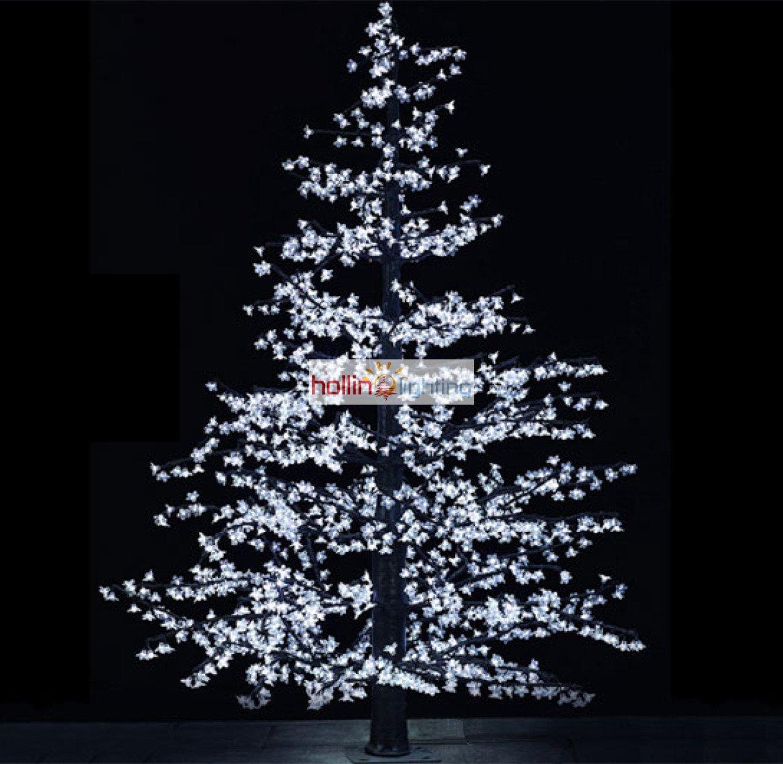 Nice Shape Built Led Cherry Tree Light Hl Ch015 Hollinlighting